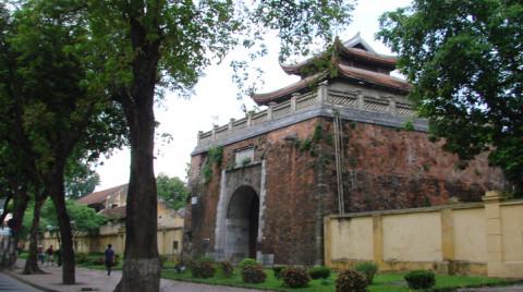 Hà Nội: Di tích Cửa Bắc - Nơi ghi dấu lịch sử