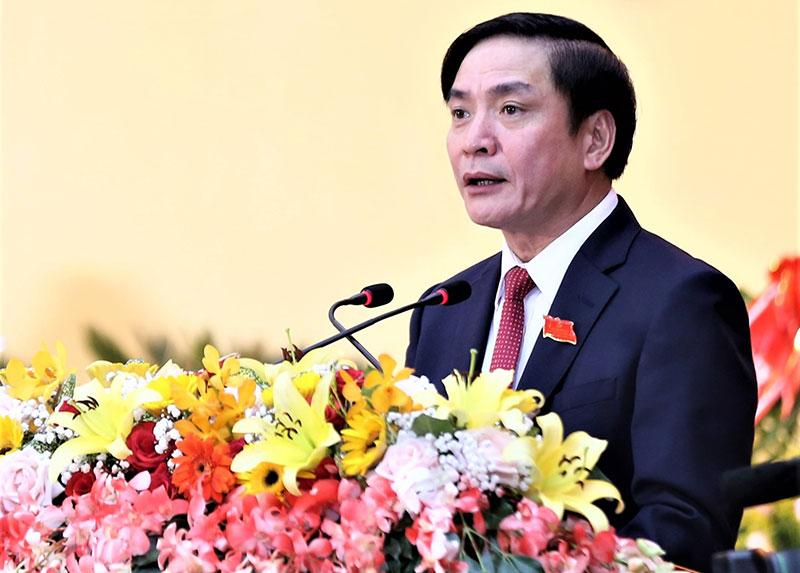 Đồng chí Bùi Văn Cường, Ủy viên Trung ương Đảng, Bí thư Tỉnh ủy Đắk Lắk