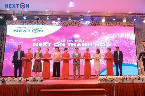 Thanh Hóa: Ra mắt học viện livestream next on.