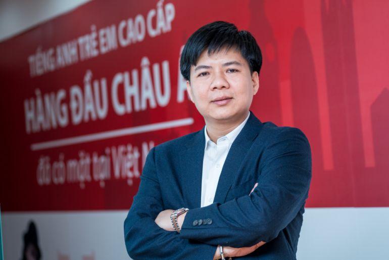 Doanh nhân Nguyễn Ngọc Thủy - bỏ học kinh doanh và tham vọng trở thành thế giới di động trong ngành giáo dục