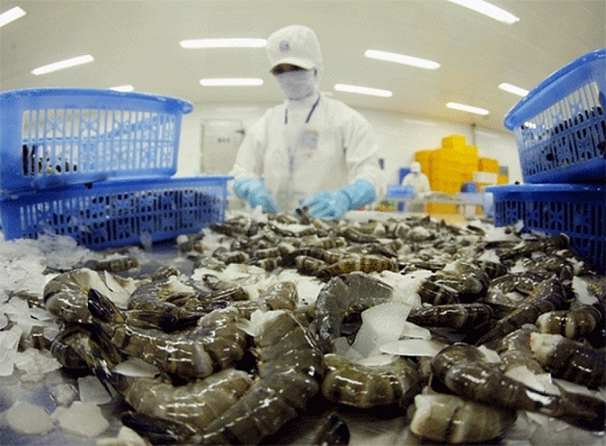 Top 10 thị trường xuất khẩu tôm của Việt Nam 2 tháng đầu năm