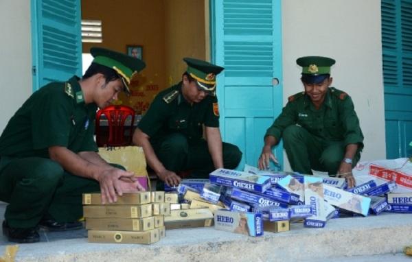 Tập trung ngăn chặn tình hình buôn lậu tuyến biên giới