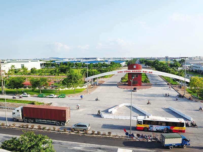 Công ty Cổ phần đầu tư Trung Quý - Bắc Ninh thành chủ đầu tư dự án KCN Phúc Điền mở rộng. Ảnh minh họa