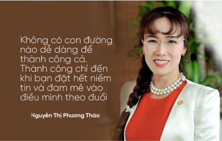 """Nữ tỷ phú đô la đầu tiên của Việt Nam Nguyễn Thị Phương Thảo: """"Thương trường là nơi dành cho những người can đảm"""""""