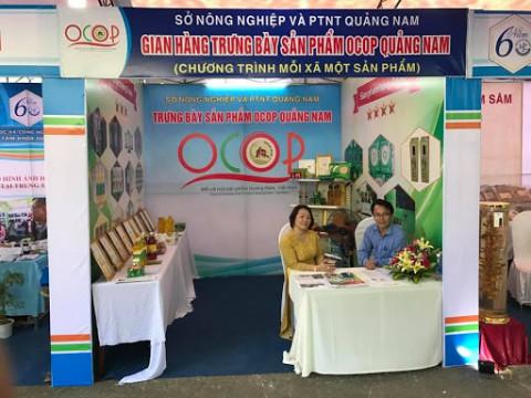 Quảng Nam: Tăng chuỗi giá trị sản phẩm OCOP