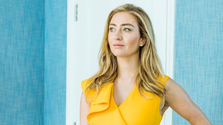 """Nữ tỷ phú Whitney Wolfe Herd: câu nói của Jeff Bezos là """"ánh sáng dẫn đường cho tôi"""""""