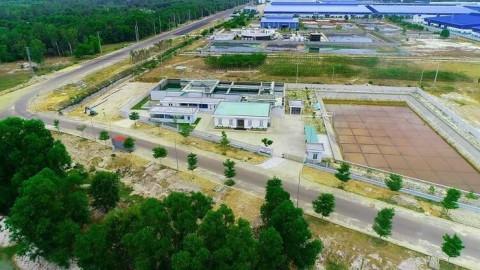 Công ty CP Quang Anh Quảng Trị làm chủ đầu tư khu công nghiệp Tây Bắc Hồ Xá tại Quảng Trị