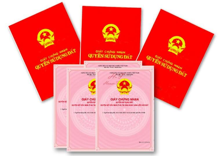 Trong nhiều trường hợp, người dân khi làm sổ đỏ mà không cần nộp tiền sử dụng đất đã được quy định rõ tại Luật Đất đai 2013