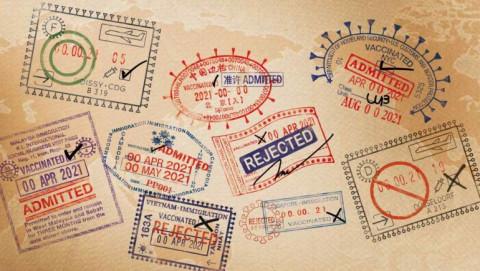 Hộ chiếu vắc xin: Liệu có phải giải pháp khả thi cứu vãn cho ngành du lịch?