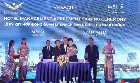 KDI Holding công bố đối tác chiến lược dự án Vega City Nha Trang