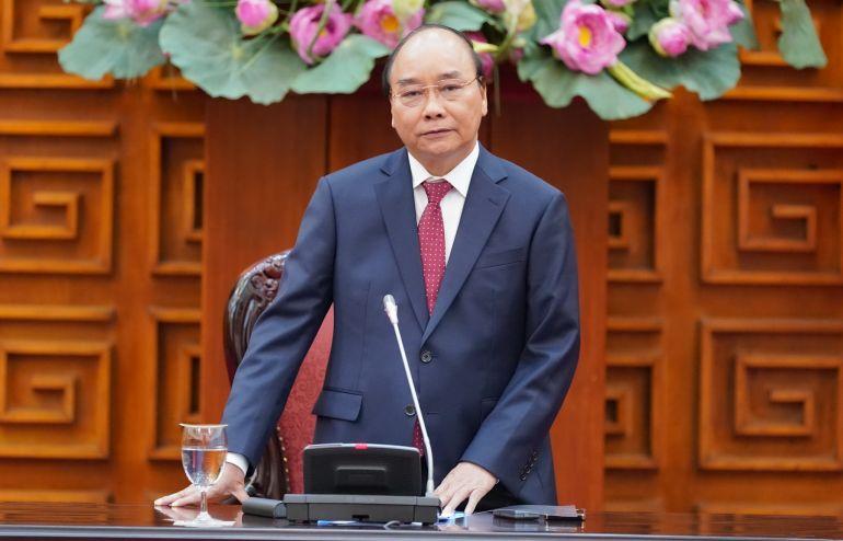 """Thủ tướng: """"Trên con tàu tăng trưởng Việt Nam hướng tới chân trời mới, với cơ đồ mới về một nước Việt Nam hùng cường"""""""