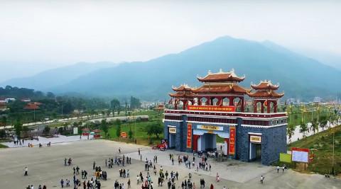 Vĩnh Phúc: Lễ hội Tây Thiên Xuân Tân Sửu không tổ chức phần hội