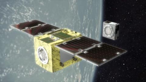 Startup vệ tinh dọn rác vũ trụ đầu tiên trên thế giới