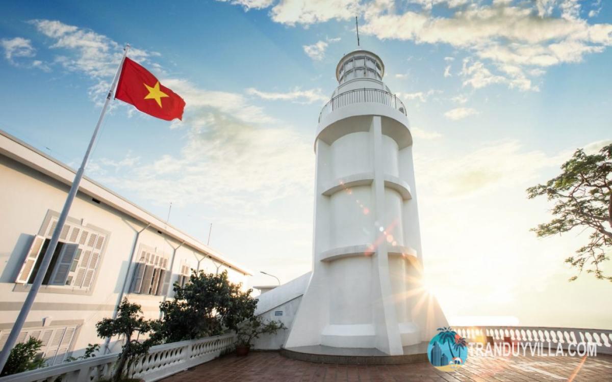 Ngọn hải đăng được cho là biểu tượng du lịch của thành phố Vũng Tàu (nguồn: Internet)