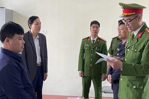 Thanh Hóa: Khởi tố hai đối tượng nguyên là lãnh đạo và cán bộ phòng đăng ký quyền sử dụng đất huyện Ngọc Lặc