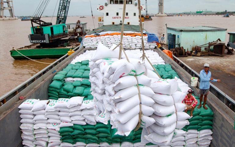 207 doanh nghiệp đủ điều kiện xuất khẩu gạo