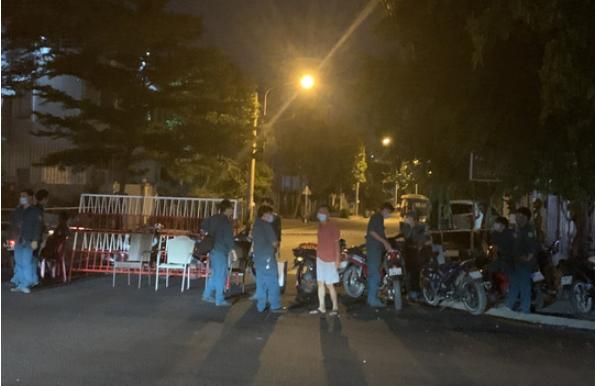 Bình Dương phong tỏa khu phố 4, phường An Phú, TP Thuận An vì có ca mắc Covid-19 trong cộng đồng