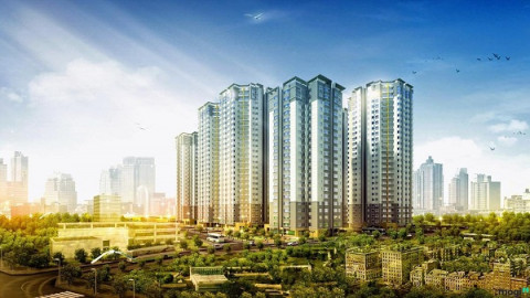 Thị trường bất động sản khan hiếm nguồn cung căn hộ diện tích lớn