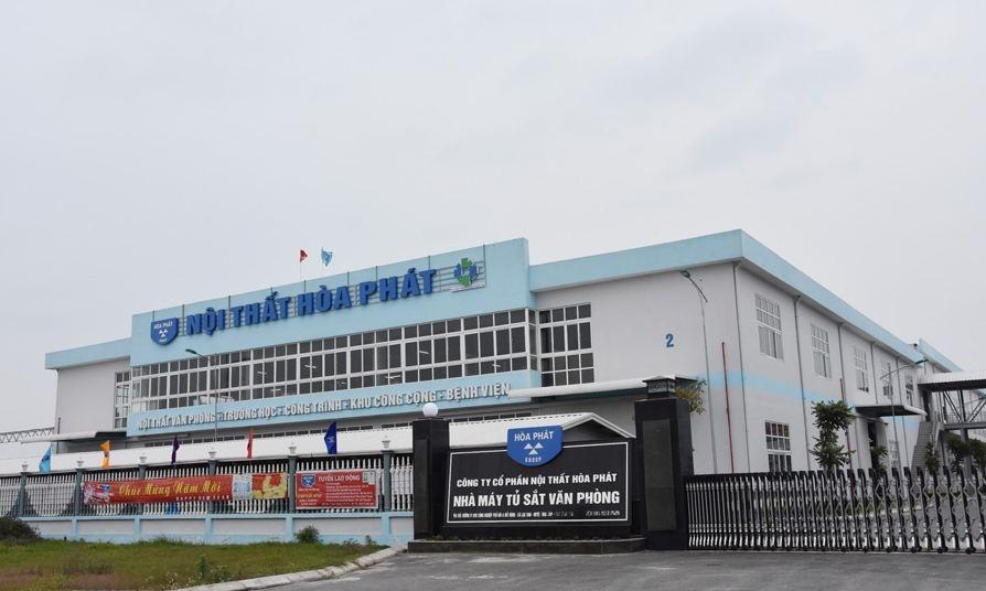 Tập đoàn Hòa Phát muốn đầu tư Khu liên hợp sản xuất Gang thép Hòa Phát Dung Quất 2