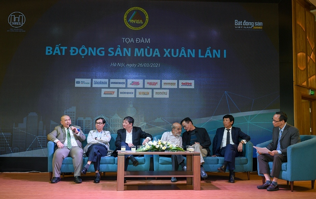 Tọa đàm Bất động sản Mùa Xuân với sự tham gia thảo luận của nhiều chuyên gia uy tín và ông Nguyễn Thế Nhiên