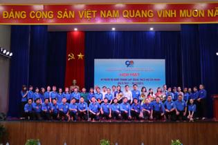 Xổ số kiến thiết Bình Dương: Họp mặt kỷ niệm 90 năm Ngày thành lập Đoàn TNCS Hồ Chí Minh