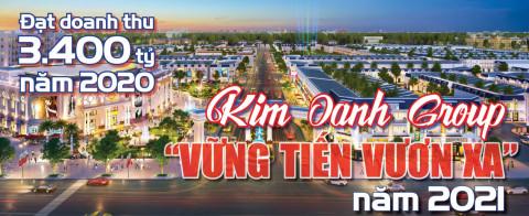 """Đạt doanh thu 3.400 tỷ năm 2020, Kim Oanh Group """"Vững tiến vươn xa"""" năm 2021"""