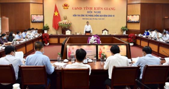 Kiên Giang: Vận động người dân thực hiện nghiêm túc khuyến cáo 5K của Bộ Y tế mọi lúc, mọi nơi