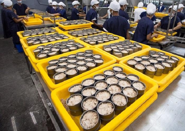 Nhu cầu tiêu thụ sản phẩm thủy sản chế biến đang thay đổi từ sau đại dịch Covid-19. Ảnh: Internet