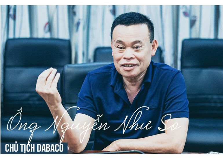 Doanh nhân Nguyễn Như So - người dẫn dắt Dabaco vượt qua nhiều sóng thương trường