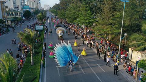 Thanh Hóa: Bắn pháo hoa tầm thấp trong Lễ hội hoa và Lễ hội du lịch biển Sầm Sơn 2021