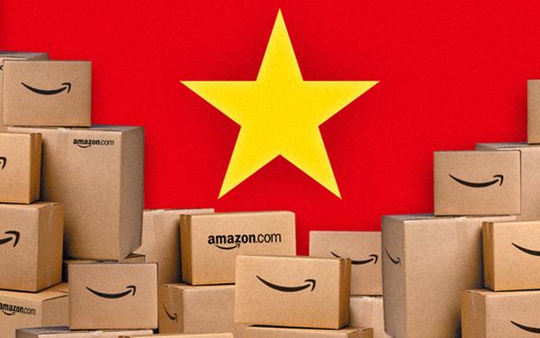 Đội ngũ chuyên trách hỗ trợ người bán thứ hai tại Việt Nam của Amazon