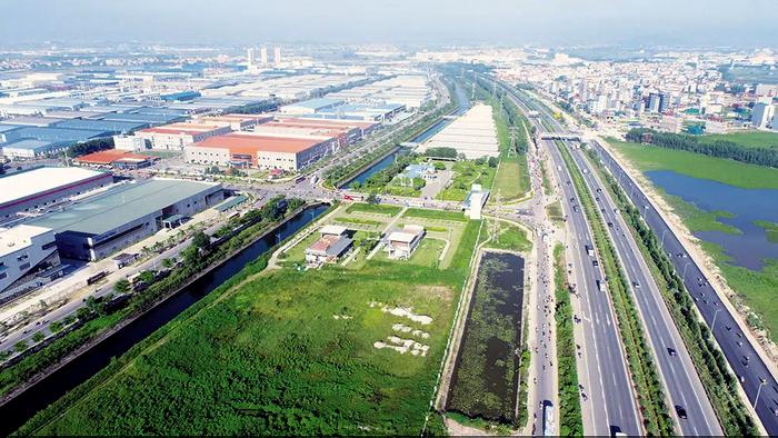 Bắc Giang:Quy hoạch thêm 23 khu công nghiệp hơn 6.800 ha