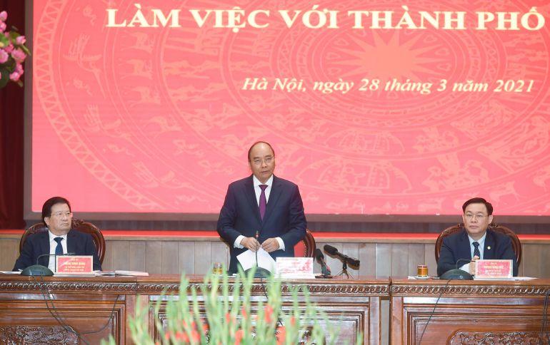 Thủ tướng chỉ đạo xử lý các vấn đề để 'trái tim cả nước' mạnh khỏe