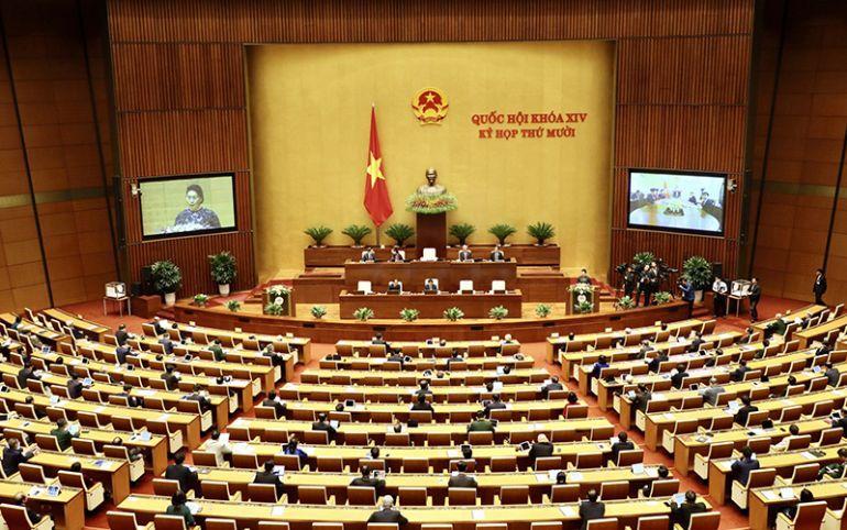 Tuần làm việc thứ 2, Quốc hội xem xét, quyết định công tác nhân sự nhà nước