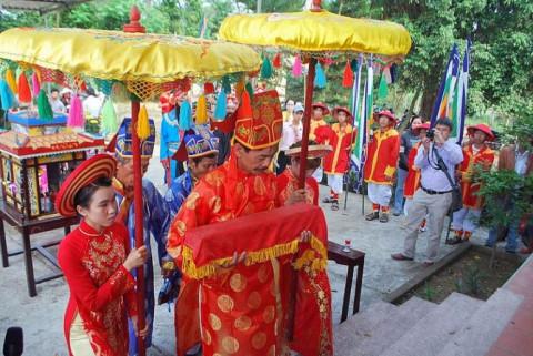 Quảng Nam: Công nhận lễ hội Bà Thu Bồn là di sản văn hóa phi vật thể quốc gia