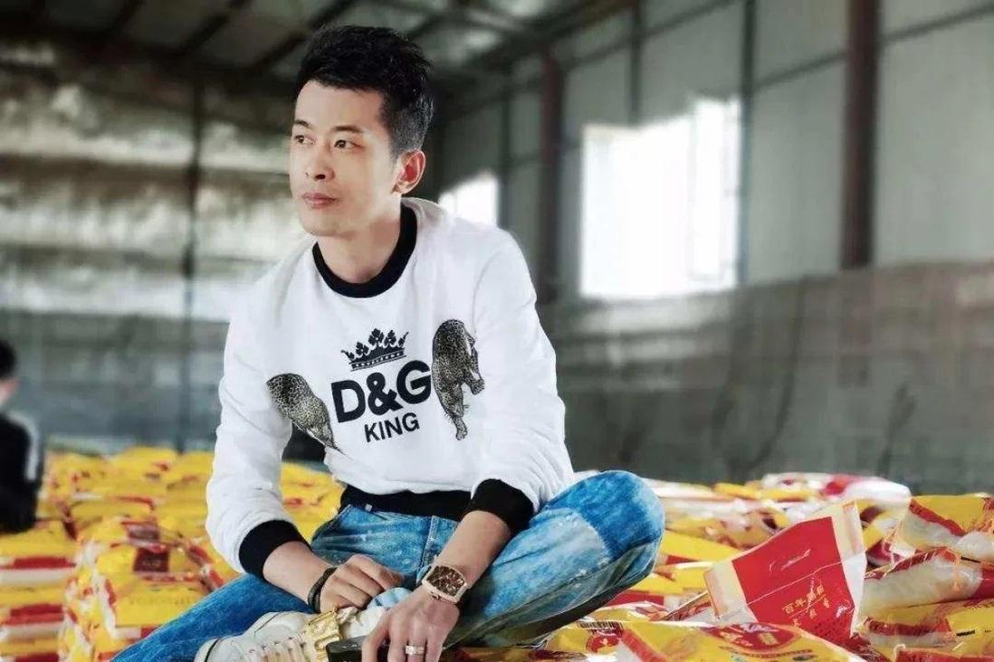 Xinba đang là người bán hàng trực tuyến nổi tiếng tại Trung Quốc