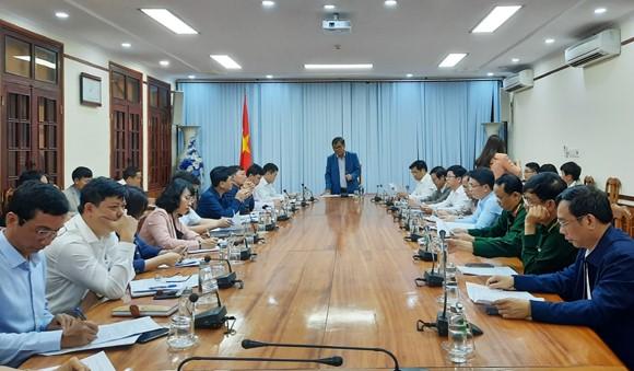 Quảng Bình: Tập trung phối hợp, khẩn trương hoàn thiện dự thảo Báo cáo Quy hoạch đến năm 2030, tầm nhìn đến năm 2050
