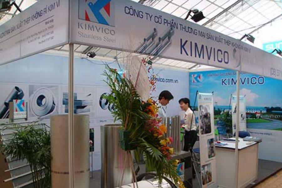 Công ty CP Sản xuất Xuất nhập khẩu Inox Kim Vĩ