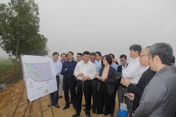 Đoàn doanh nghiệp Nhật Bản tìm hiểu cơ hội đầu tư tại Thanh Hóa