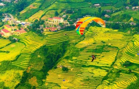 Yên Bái: Nhiều hoạt động du lịch sẽ diễn ra tại huyện Mù Cang Chải trong năm 2021