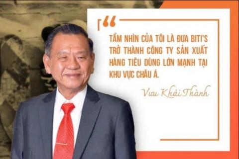 Doanh nhân Vưu Khải Thành và câu chuyện xây dựng hương hiệu 'nâng niu bàn chân Việt'