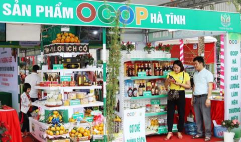 OCOP đưa nông thôn Hà Tĩnh theo hướng phát triển nội lực