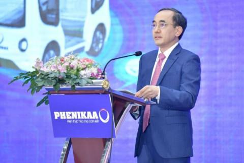 Cái duyên với ngành công nghiệp xe hơi của doanh nhân Hồ Xuân Năng được nối lại