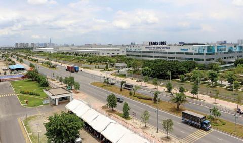 Nhiều tân binh rót cả ngàn tỷ vào bất động sản công nghiệp tại Việt Nam