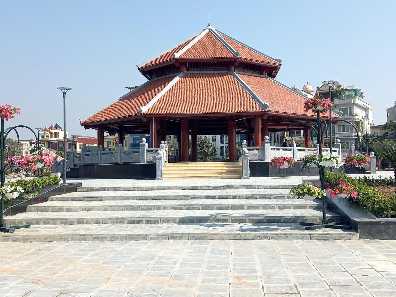 Công viên Máy Tơ quận Ngô Quyền vừa được xây dựng tạo động lực sống cho người dân nơi đây
