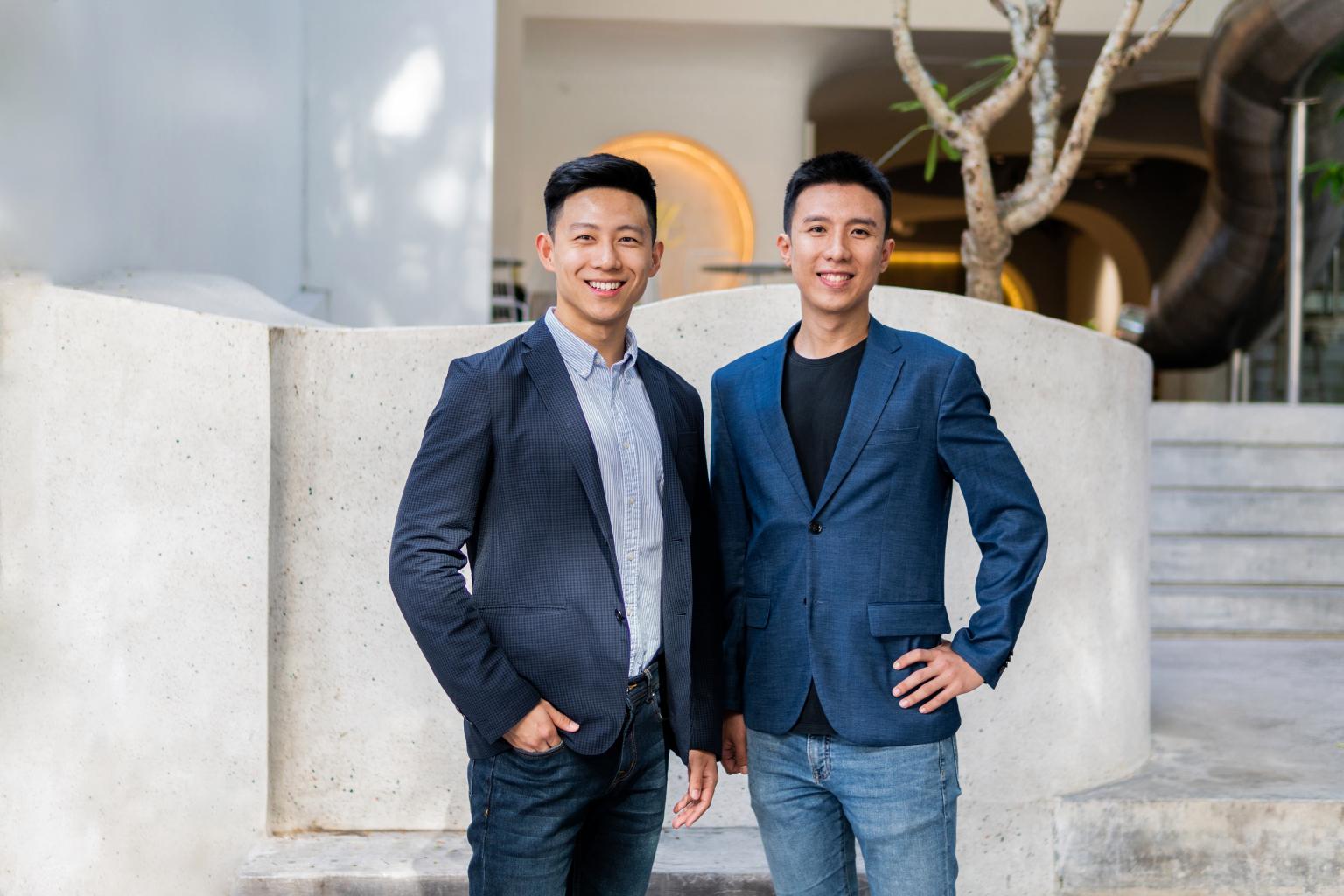 Những người đồng sáng lập Homebase là Phillip An và Junyuan Tan