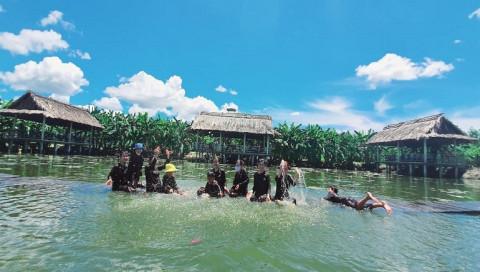 Khu du lịch sinh thái Hương Tràm – Điểm đến lý tưởng cho du khách khi đến Đất Mũi