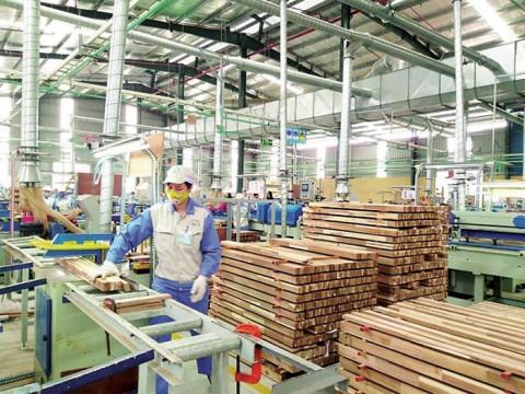 Ngành gỗ với những tín hiệu khả quan trong chế biến và xuất khẩu