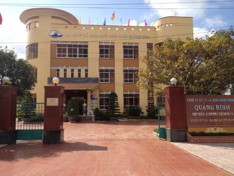 Cổ phiếu vào diện cảnh báo, loạt lãnh đạo Công ty CP Xuất Nhập khẩu Quảng Bình bán cổ phần