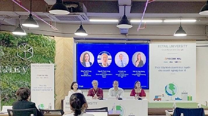 Sự kiện Retail University - Thúc đẩy kinh doanh trực tuyến cho doanh nghiệp bán lẻ năm 2021 chính thức ra mắt tại Hà Nội